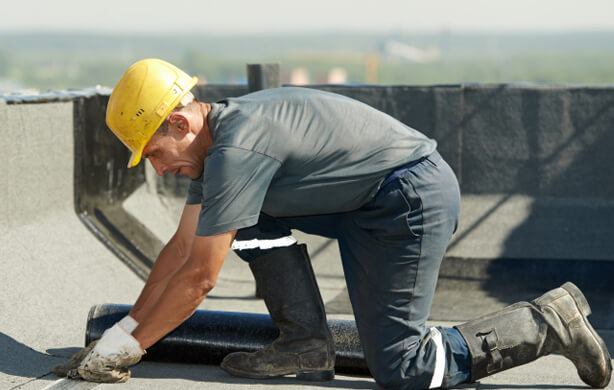 Commercial bids and roofing insurance