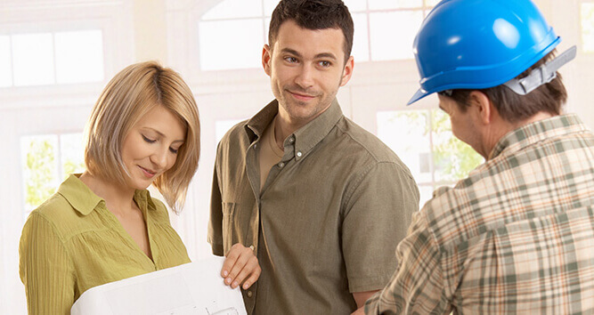 Customer relations in the roofing business